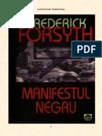 Frederick Forsyth Manifestul Negru