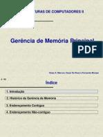 Gerencia Da Memoria Principal