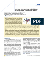 Journal of Chemical Information and Modeling Volume Issue 2013 [Doi 10.1021_ci4000163] Hoffer, Laurent; Renaud, Jean-Paul; Horvath, Dragos -- In Silico Fragment-Based Drug Discovery