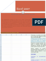 Practica 1 Excel básico - Primera parte