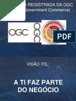 Itil Marcar Registrada Da Ogc Office of Government