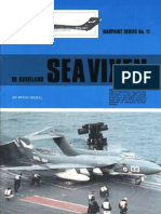 (Warpaint Series No.11) de Havilland Sea Vixen