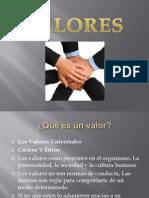 diapositivasdevalores-100920213408-phpapp02
