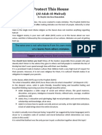 Protect This House Notes PDF