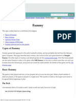 Rules of Card Games_ Rummy