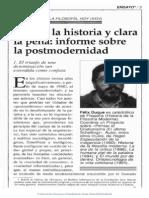 Duque - Posmodernidad.pdf