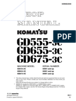Gd675-3c (Aps) Shop Manual