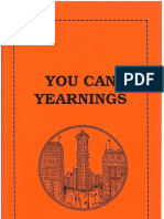 OES You Can Yearnings (A Waterways Project Site Based Magazine)