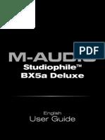 BX5a Technical Specs