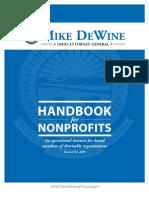 Ohio Attorney General's Nonprofit Handbook