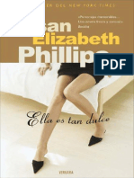Ella Es Tan Dulce Susan Elizabeth Phillips Ersi Sa