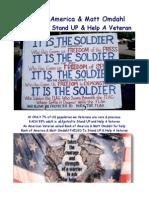 Bank of America & Matt Omdahl FAILED To Stand UP & Help A Veteran