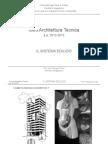 16-At Il Sistema Edilizio 12-13 - Corso Architettura Tecnica