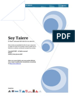 Soy Taiere - Numero 6
