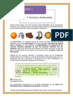 Desarrollo Sustentable_Servicios Ambientales