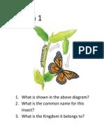 Biology Process Skills Test
