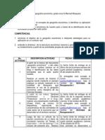Espacio Educativo Actividad 04; Herramientas Web 2.0