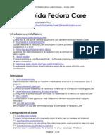 Guida Fedora Core