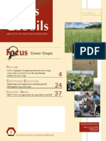 Crops and Soils Cover Crops