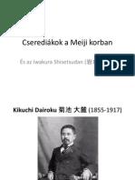Iwakura students