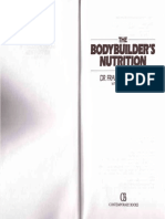 The Bodybuilder S Nutrition Book by Franco Columbu