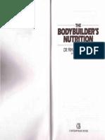 The Bodybuilder S Nutrition Book by Franco Columbu
