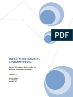 Roll No. 32_investment Banking Assignment