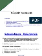 Regresion y Correlación