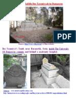 Tomb of Ibn Taymiyyah