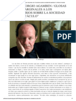 GIORGIO AGAMBEN _ ART-GLOSAS MARGINALES A LOS COMENTARIOS SOBRE LA SOCIEDAD DEL ESPECTÁCULO.pdf