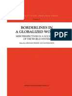 Shmuel Noah Eisenstadt (auth.), G. Preyer, M. Bös (eds.) Borderlines in a Globalized World- New Perspectives in a Sociology of the World-System  2002