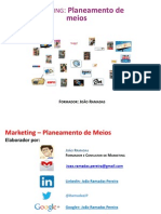 Marketing Planeamento de Meios