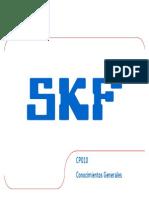 Cojinetes SKF