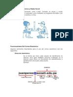 Comunicación Electrónica y Redes Social