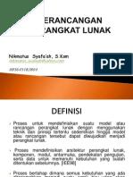 [PPT] Perancangan Perangkat Lunak