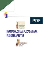 Farmacologia Aplicada Para Fisioterapeutas