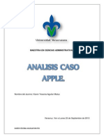 Analisis Estrategico Caso Apple
