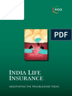 India Life Insurance Negotiating the Troublesome Teens