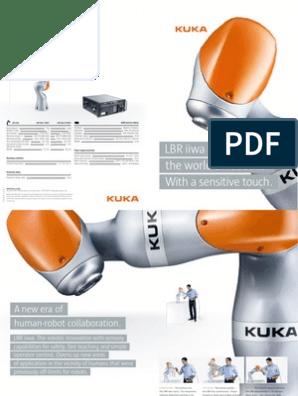LBR_iiwa_EN | Robotics | Robot