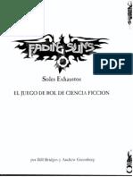 Fading Suns - El Juego de Rol de Ciencia Ficción