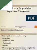 [PPT] SPK - Sistem Pendukung Keputusan