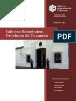 54_Informe economico Tucumán Junio 2011