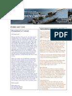 2008 | February | RPCVw Newsletter