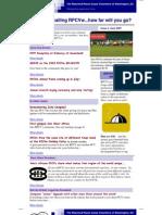 2007 | Issue 2 |  RPCVW Newsletter