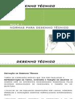Aula 1 - Normas Para Desenho Tecnico