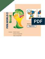 Calendario Mundial Brasil 2014