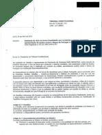 Exposição da Fraude do Sistema Monetário ao Tribunal Constitucional