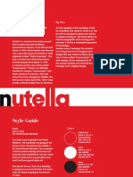 Nutella Style Guide