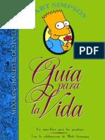 Bart Simpson - Guia Para La Vida