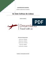 Dreamland - Trabalho Final